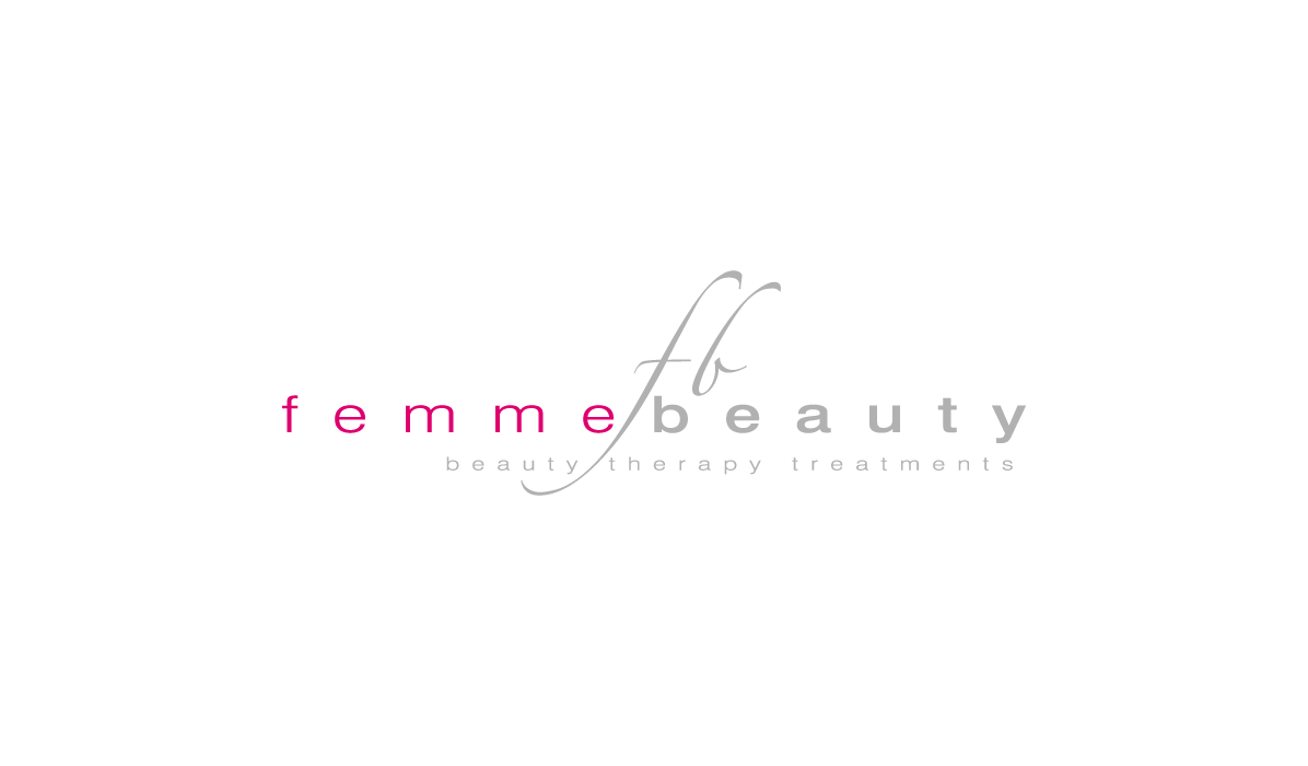 femme beauty logo design by Firesway Design and Digital