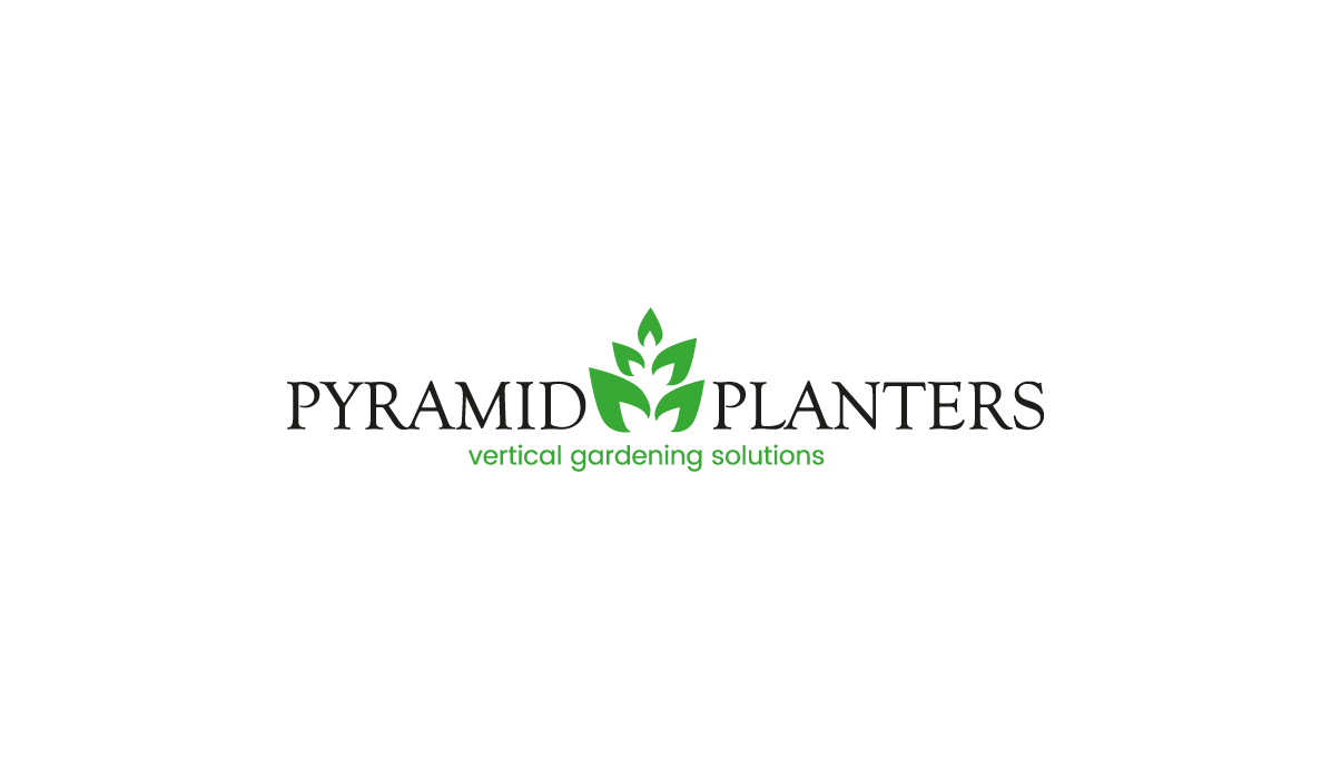 pyramid planters logo design by firesway design and digital
