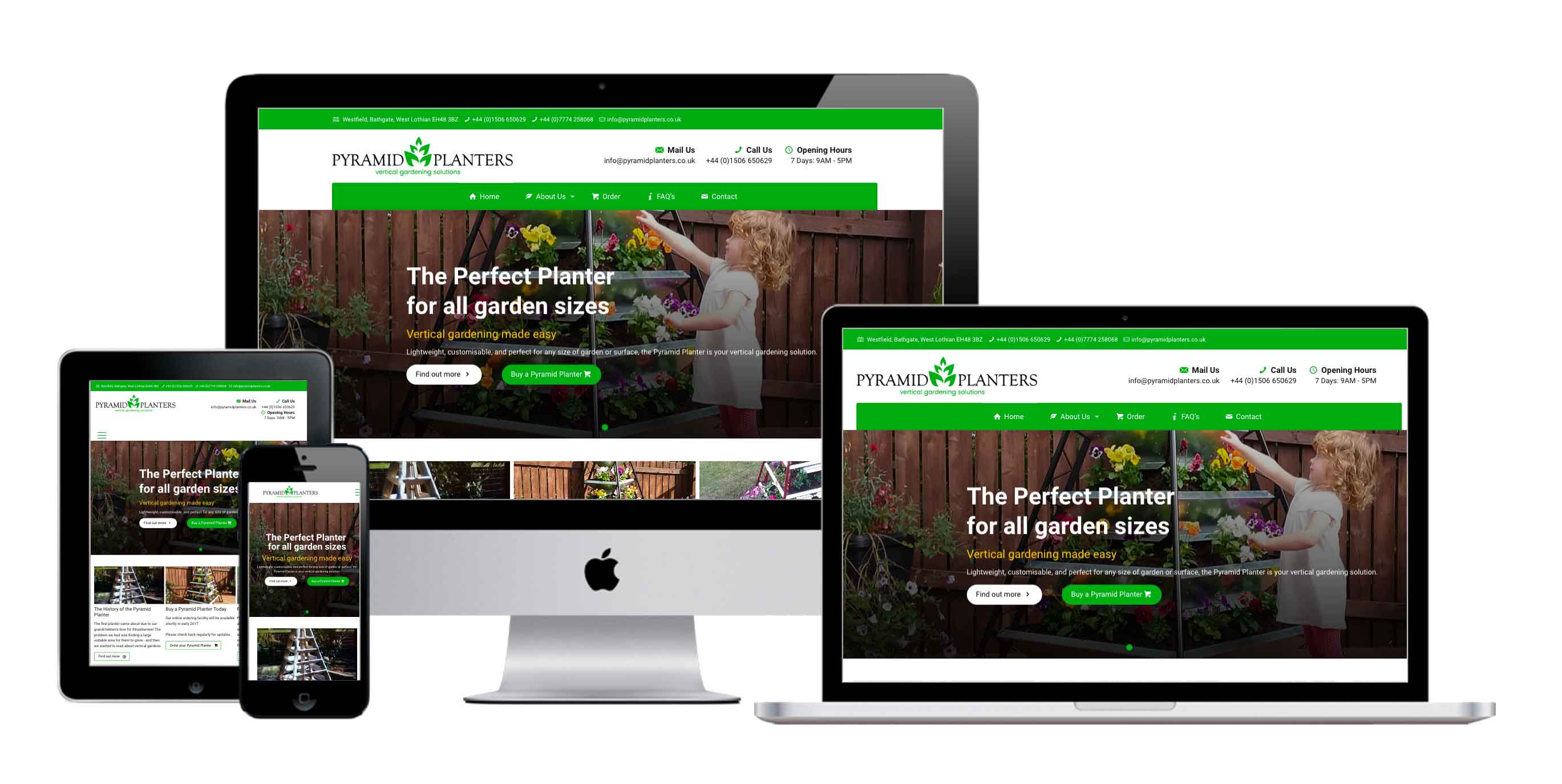 website-design-development-pyramid-planters